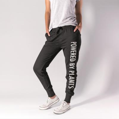 """Pantalones deportivos """"POWERED BY PLANTS"""""""
