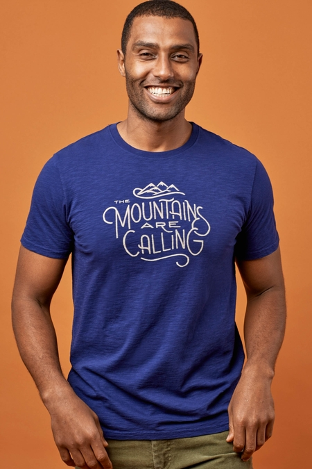 Men´s Mountains Are Calling Tee